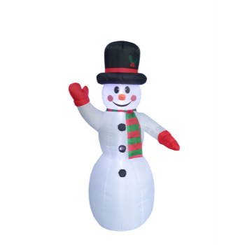 Image de DECOR - INFLATABLE 5' SNOWMAN