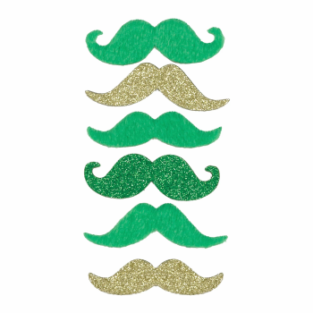 Picture of WEARABLES - ST PAT'S MOUSTACHES