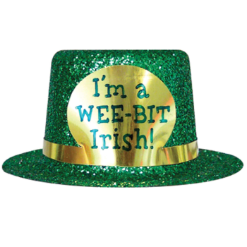 "Picture of WEARABLES - ""I'm a Wee-Bit Irish"" Hat"