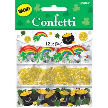 Picture of DECOR - ST PAT'S CONFETTI