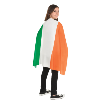 Picture of WEARABLES - IRISH FLAG CAPE