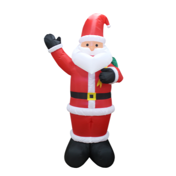 Image de DECOR - INFLATABLE 7' SANTA