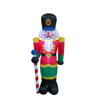 Image de DECOR - INFLATABLE 5' NUTCRACKER