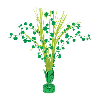 Picture of DECOR - SHAMROCK SPRAY CENTERPIECE