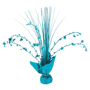 "Picture of CARIBBEAN BLUE 12"" SPRAY CENTER PIECE"