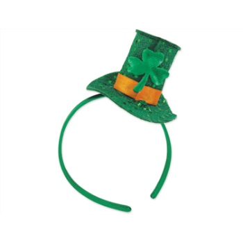 Picture of WEARABLES - ST PATS LIGHT UP HAT HEADBAND
