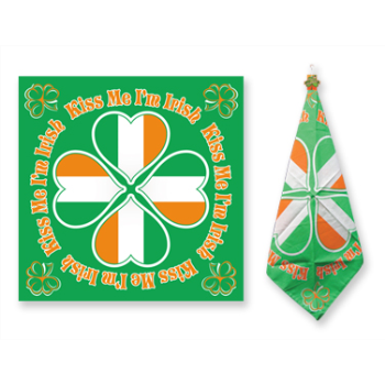Picture of WEARABLES - ST PAT'S BANDANAS