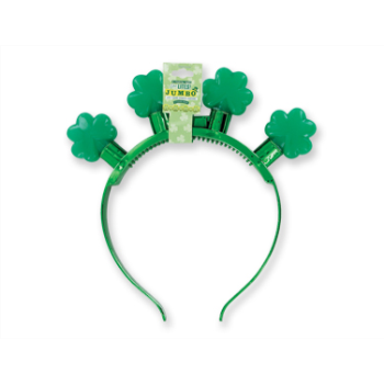 Picture of WEARABLES - ST PATS JUMBO LIGHT UP HEADBAND