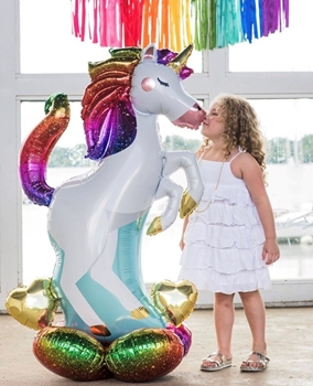 Image de AIRLOONZ - UNICORN - AIR FILLED