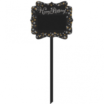 Picture of LAWN YARD SIGN -SPARKLING BIRTHDAY CELEBRATION