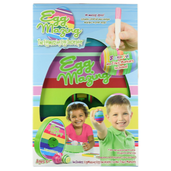 Picture of THE EGGMAZING EGG DECORATOR