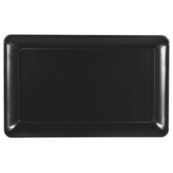 Image de SERVING WARE -  TRAY BLACK - 11 X 18