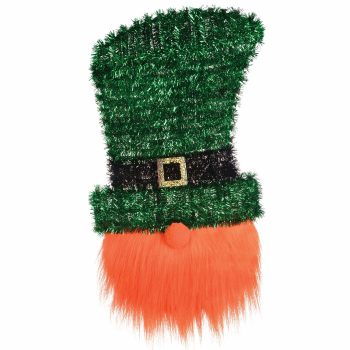 Picture of DECOR - TINSEL LEPRECHAUN
