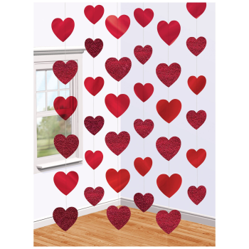 Picture of DECOR - HEART STRING DECORATION