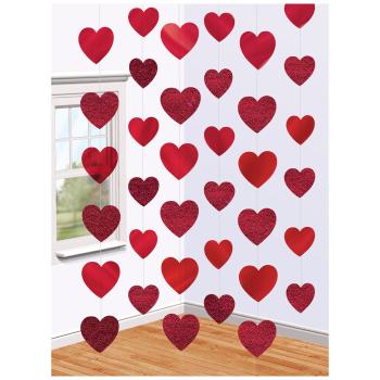 Image de DECOR - HEART STRING DECORATION