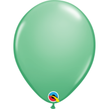 "Picture of HELIUM FILLED SINGLE 11"" BALLOON - PEARL MINT"