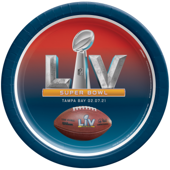 Picture of SUPER BOWL LV - 7'' PLATES