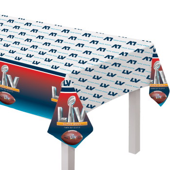 Picture of SUPER BOWL LV - TABLE COVER