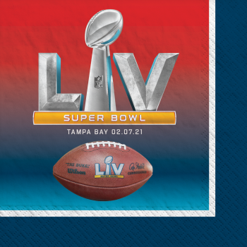 Picture of SUPER BOWL LV - LUNCHEON NAPKINS