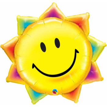 "Picture of 35"" SUNSHINE SMILE SUPERSHAPE"