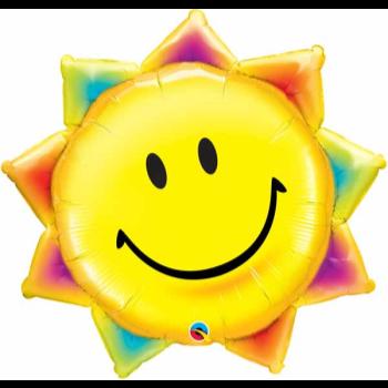"Image de 35"" SUNSHINE SMILE SUPERSHAPE"