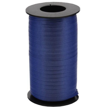 Image de NAVY BLUE CRIMPED CURLING RIBBON 500 YRDS