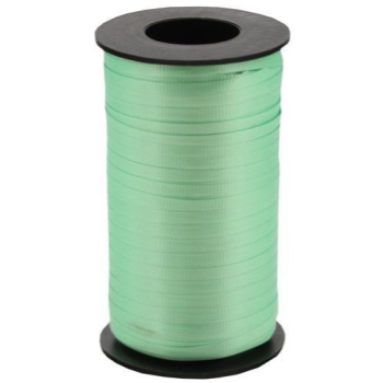 Image de MINT GREEN CRIMPED CURLING RIBBON 500 YRDS