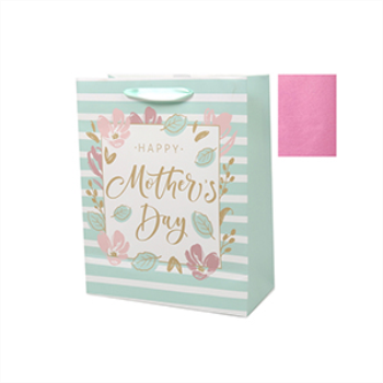 Image de DECOR - MOTHER'S DAY HOT STAMPED GIFT BAG