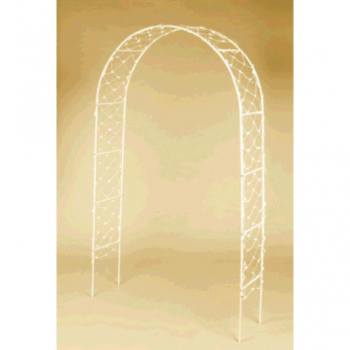 Picture of METAL WEDDING ARCH WITH LIGHTS