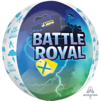 Picture of BATTLE ROYAL ORBZ BALLOON