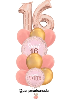Picture of BB13 - ELEGANT BOUQUET- ANY COLOURS/ANY AGE