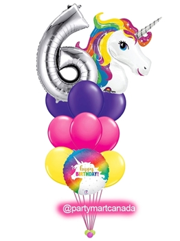 Picture of BB15 - FUN WITH NUMBERS BOUQUET - ANY COLOURS/ANY AGE