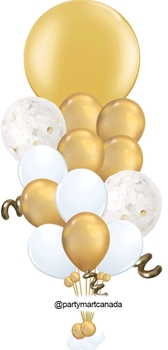 Picture of BB34 - DAZZLING JUMBO BOUQUET - ANY COLOURS
