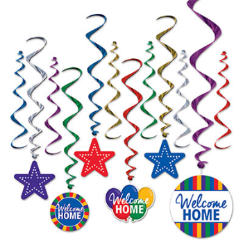Image de DECOR - WELCOME HOME WHIRLS