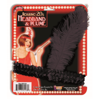 Picture of  FLAPPER HEADBAND