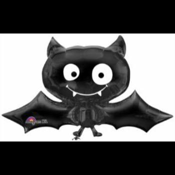 Image de BALLOON - BLACK BAT SUPER SHAPE