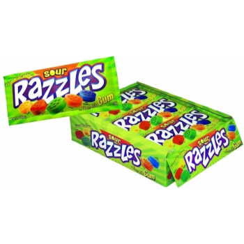 Picture of 1 PACK RAZZLES SOUR POUCH