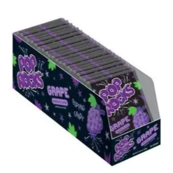 Picture of 1 PACK POP ROCKS GRAPE