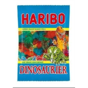 Picture of 1 PACK HARIBO DINOSAURS