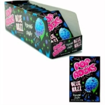 Picture of 1 PACK POP ROCKS BLUE RASPBERRY