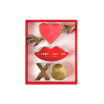 Picture of DECOR - COOKIE CUTTERS - VALENTINE'S