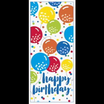 Image de DECOR - BALLOON CHEER HAPPY BIRTHDAY DOOR POSTER