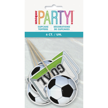 Picture of SOCCER - 3D SOCCER CAKE TOPPERS