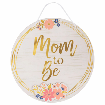 Image de DECOR - MOM TO BE CHAIR SIGN