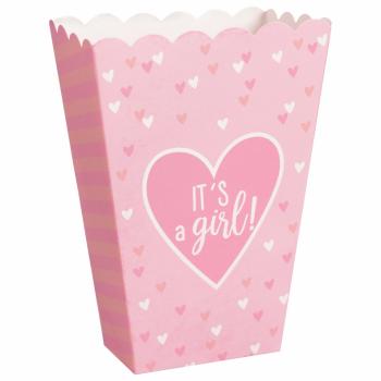 Image de DECOR - IT'S A GIRL POPCORN BOXES