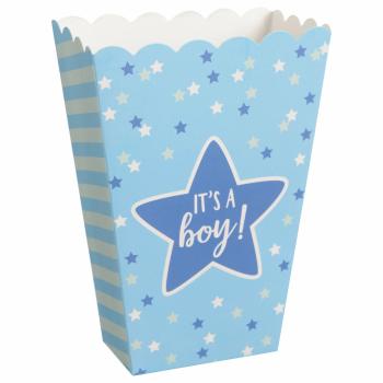 Image de DECOR - IT'S A BOY POPCORN BOXES