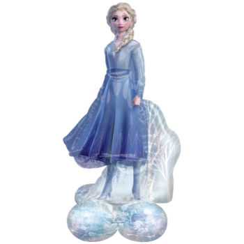 Picture of AIRLOONZ - FROZEN 2 ELSA - AIR FILLED