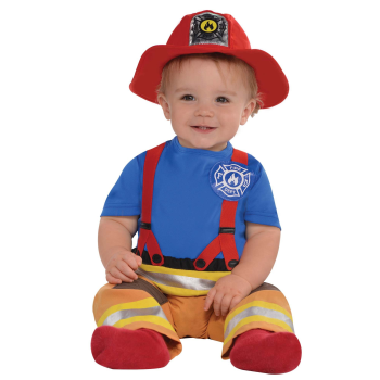 Picture of FIRST FIREMAN - INFANT 12-24 MONTHS