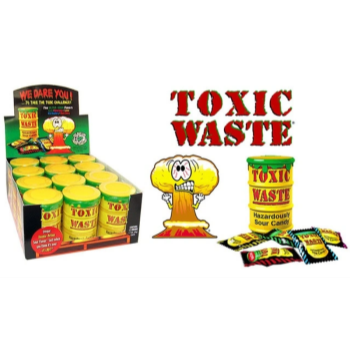 Picture of 1 PACK TOXIC WASTE DRUMS