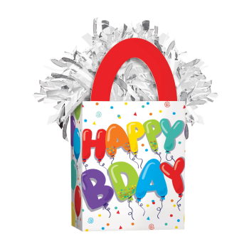 Picture of BIRTHDAY CELEBRATION BALLOON WEIGHT